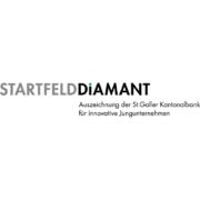 Logo Startfeld Diamant